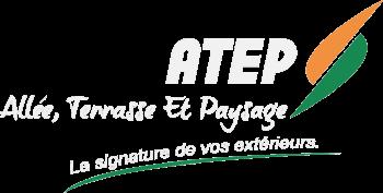 Logo Atep Blanc