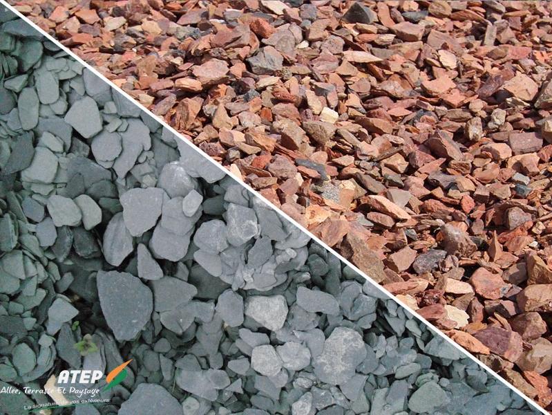 Paillis Mineral Schiste