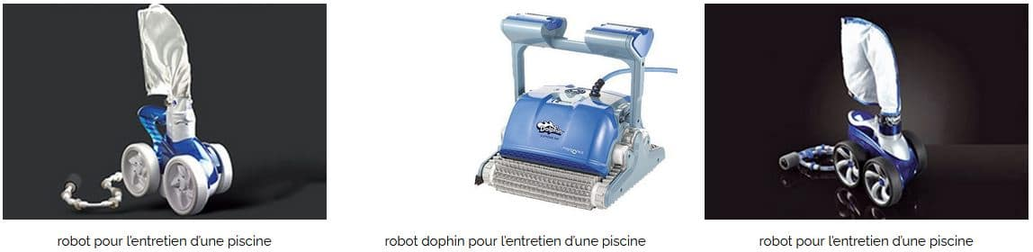 Robot Pour Entretien Piscine